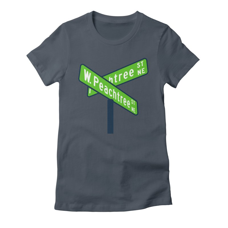 Peachtree Streets Women's T-Shirt by