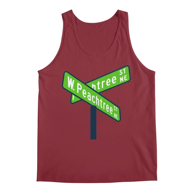 Peachtree Streets Men's Regular Tank by