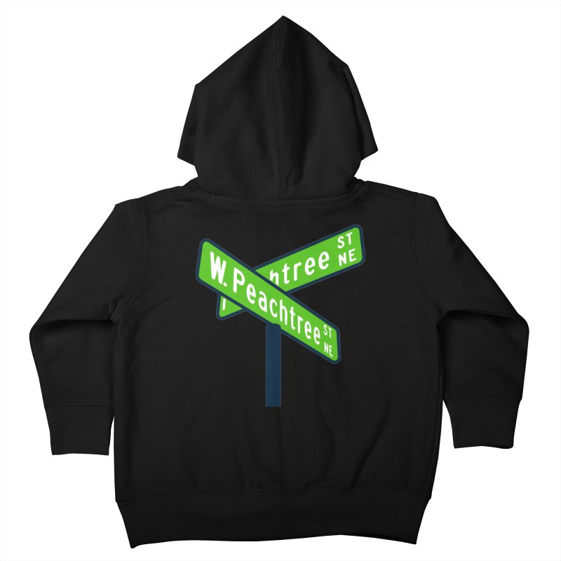 Peachtree Streets Kids Toddler Zip-Up Hoody by