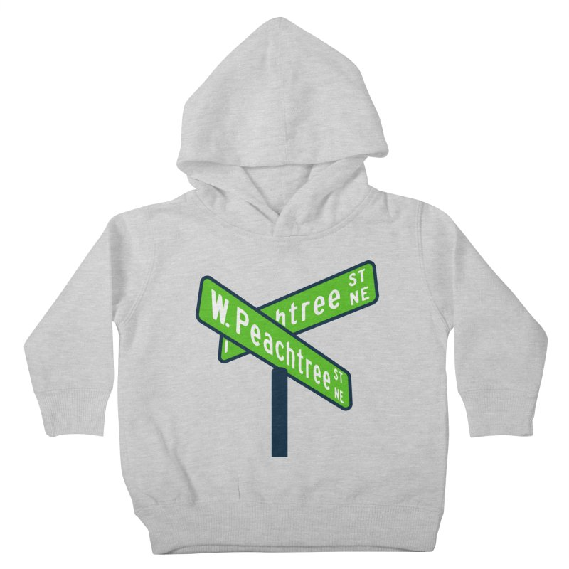 Peachtree Streets Kids Toddler Pullover Hoody by