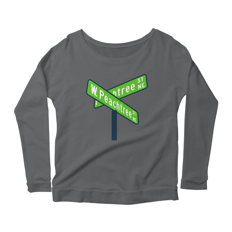 Peachtree Streets Women's Longsleeve T-Shirt by