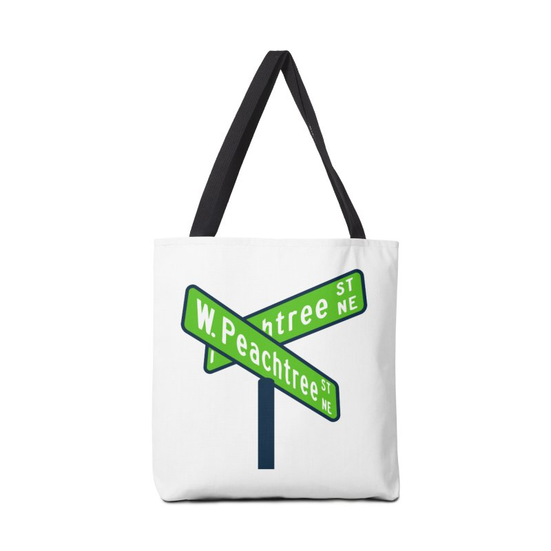Peachtree Streets Accessories Tote Bag Bag by