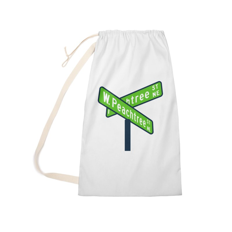 Peachtree Streets Accessories Laundry Bag Bag by
