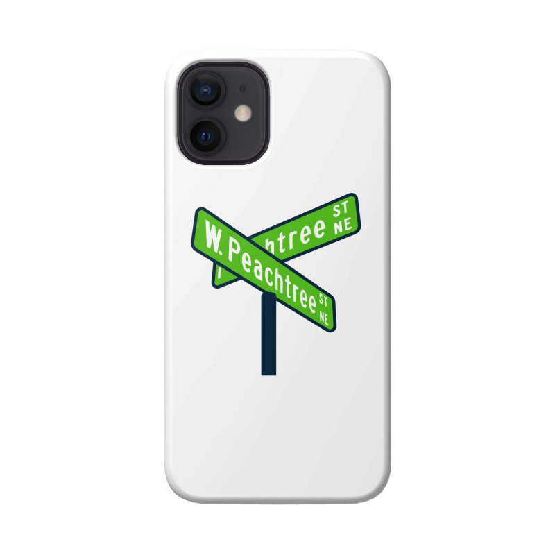 Peachtree Streets Accessories Phone Case by