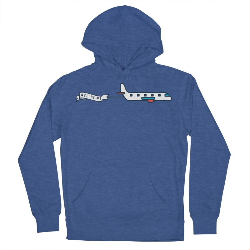 Plane Women's French Terry Pullover Hoody by