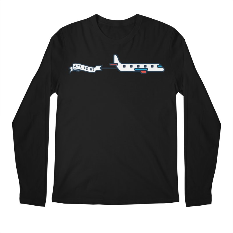 Plane Men's Regular Longsleeve T-Shirt by