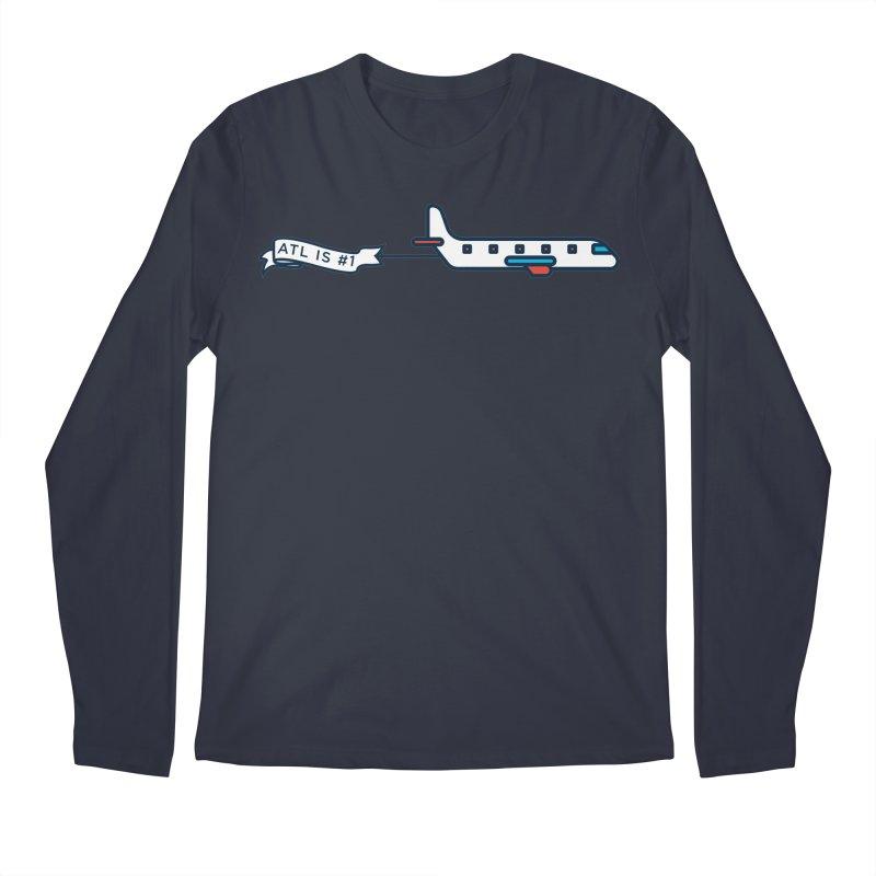 Plane Men's Regular Longsleeve T-Shirt by