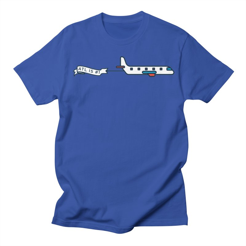 Plane Women's Regular Unisex T-Shirt by