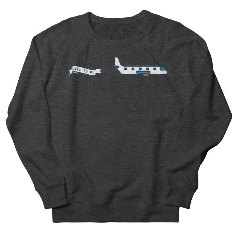 Plane Women's French Terry Sweatshirt by
