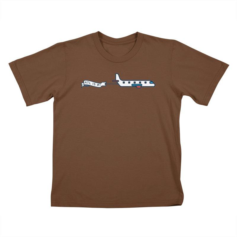 Plane Kids T-Shirt by