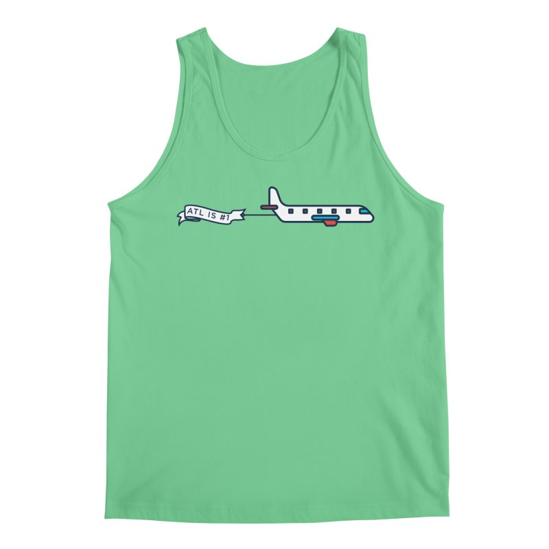 Plane Men's Regular Tank by