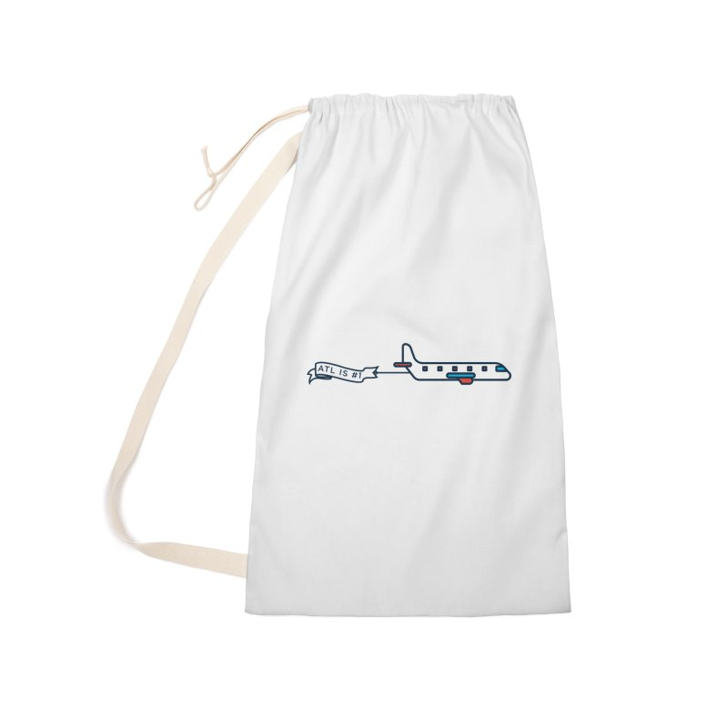 Plane Accessories Laundry Bag Bag by