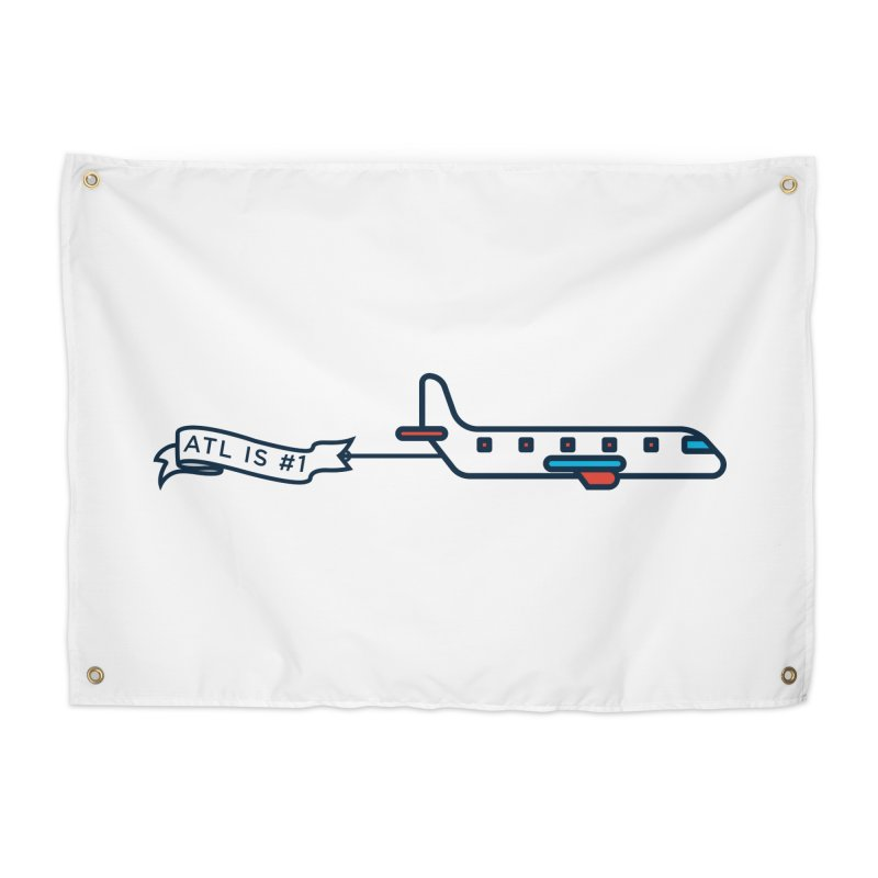 Plane Home Tapestry by