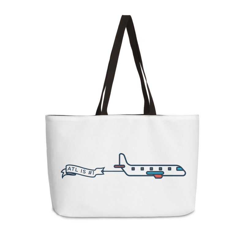 Plane Accessories Weekender Bag Bag by