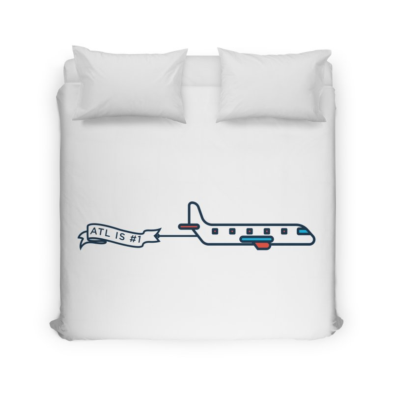Plane Home Duvet by