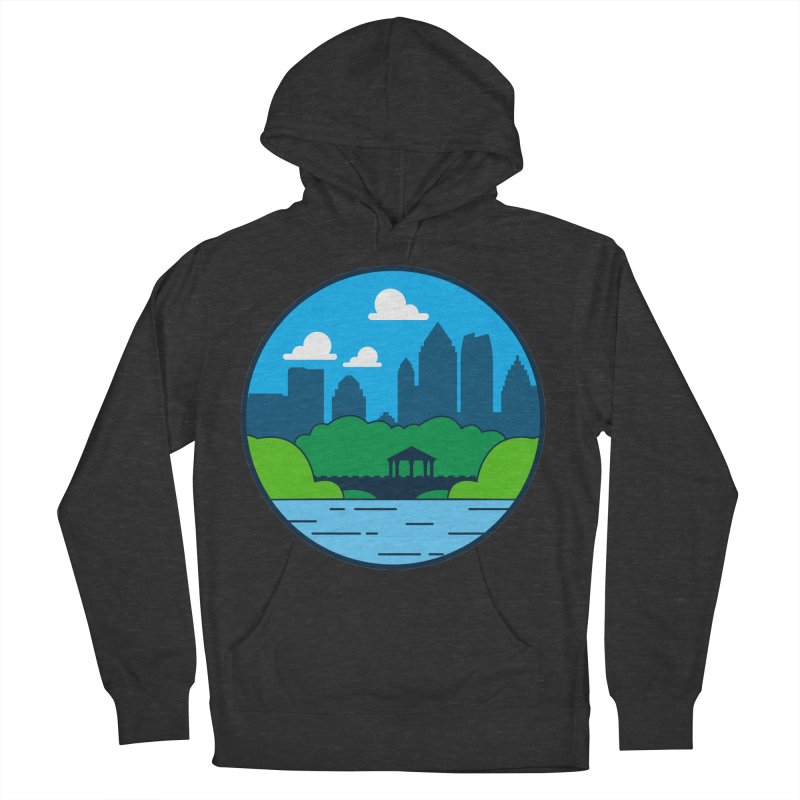 Piedmont Park Women's French Terry Pullover Hoody by