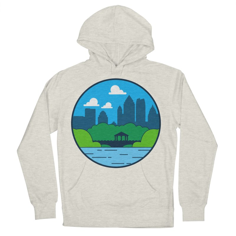 Piedmont Park Men's French Terry Pullover Hoody by