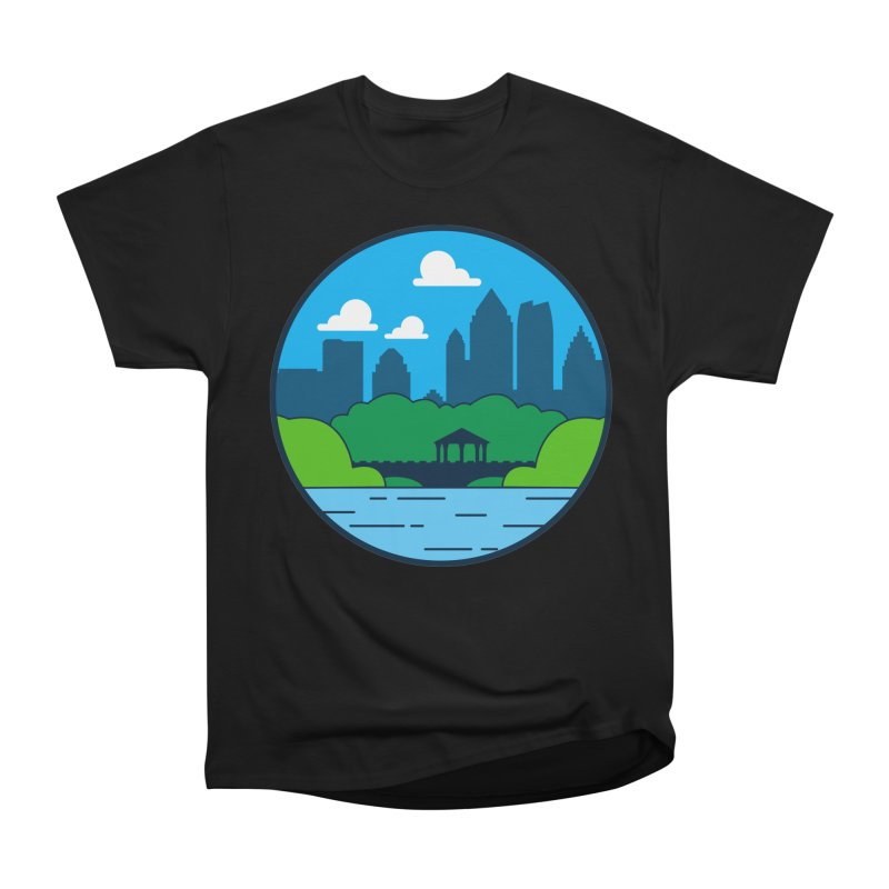 Piedmont Park Women's Heavyweight Unisex T-Shirt by