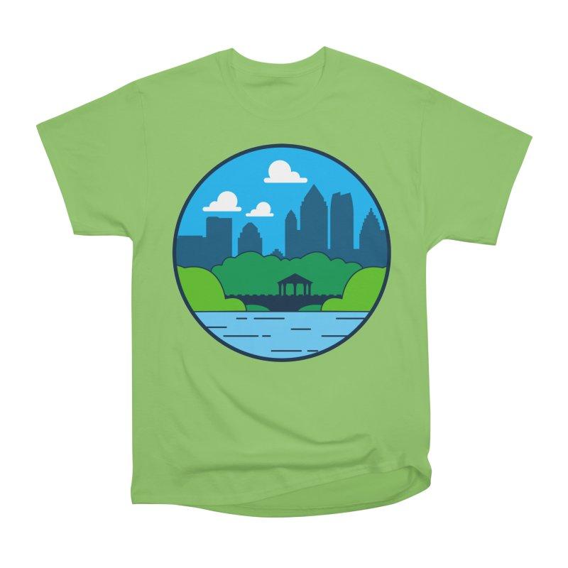 Piedmont Park Men's Heavyweight T-Shirt by