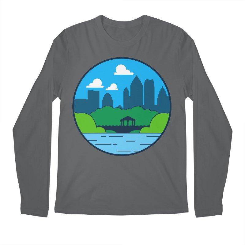 Piedmont Park Men's Longsleeve T-Shirt by
