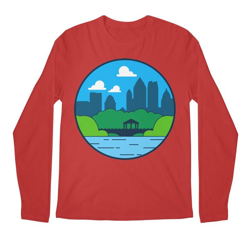 Piedmont Park Men's Regular Longsleeve T-Shirt by