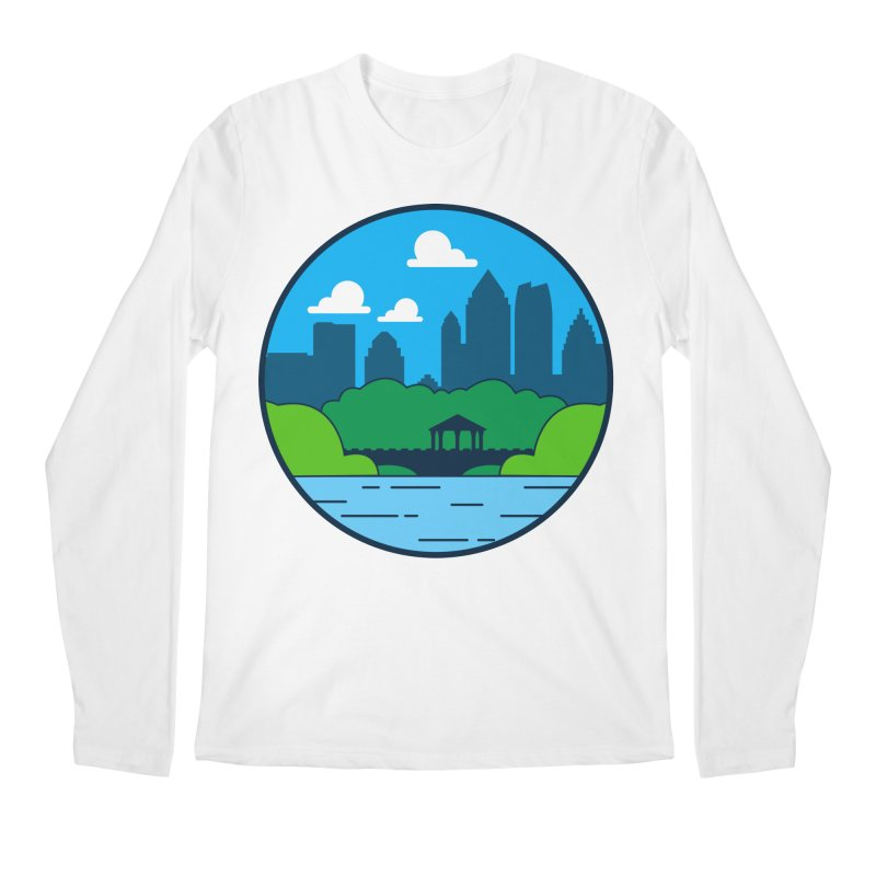 Piedmont Park Men's Regular Longsleeve T-Shirt by