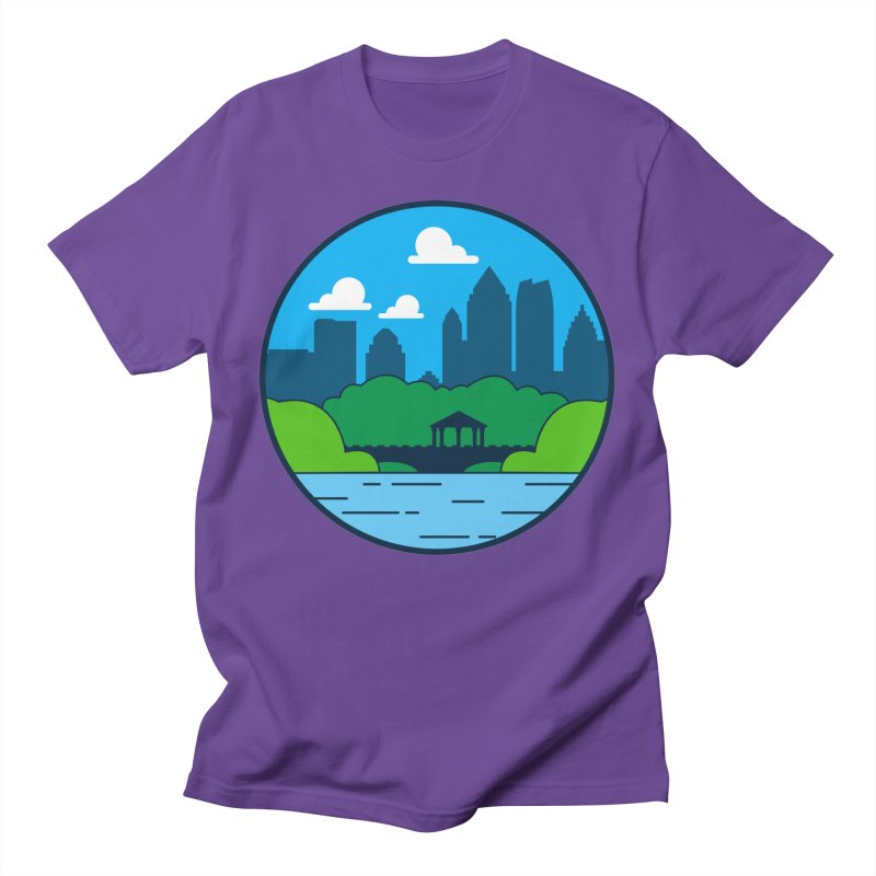 Piedmont Park Women's Regular Unisex T-Shirt by