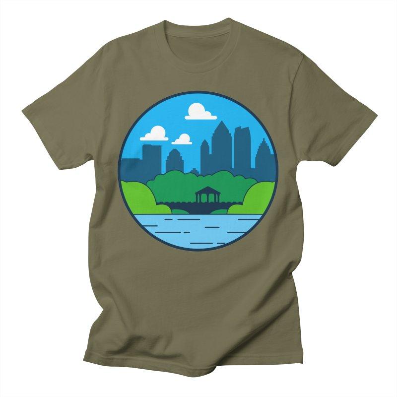Piedmont Park Women's Regular Unisex T-Shirt by