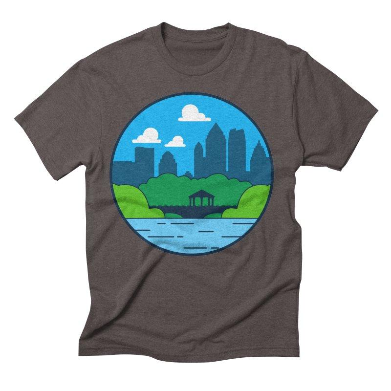 Piedmont Park Men's Triblend T-Shirt by