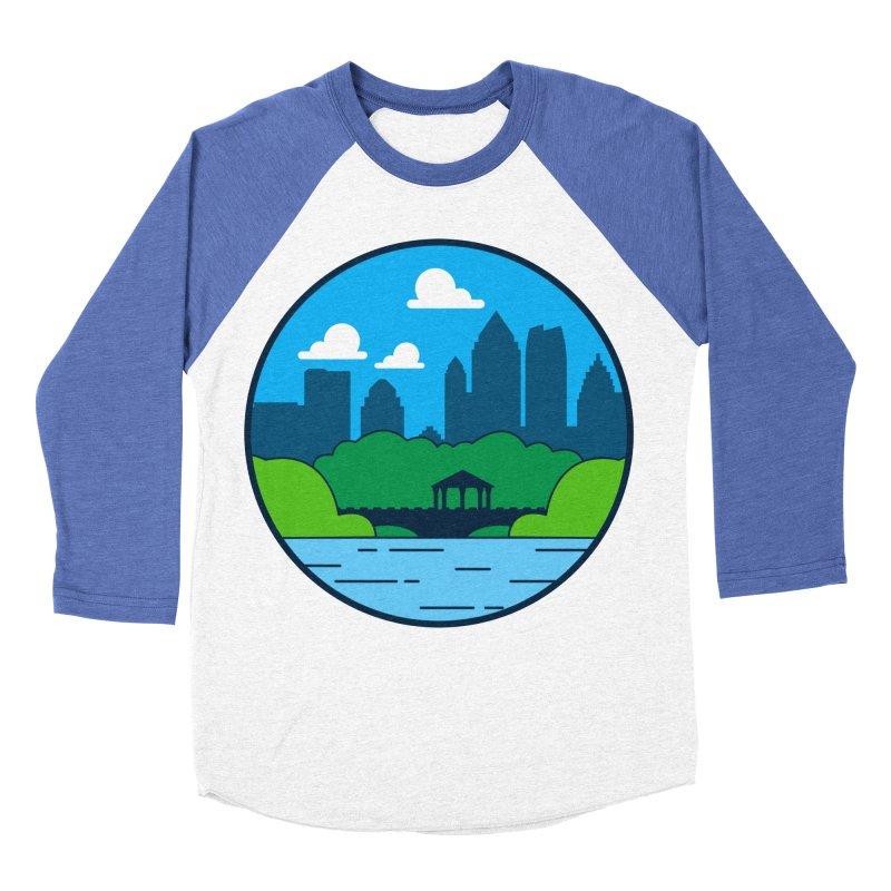 Piedmont Park Women's Baseball Triblend Longsleeve T-Shirt by