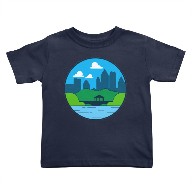 Piedmont Park Kids Toddler T-Shirt by