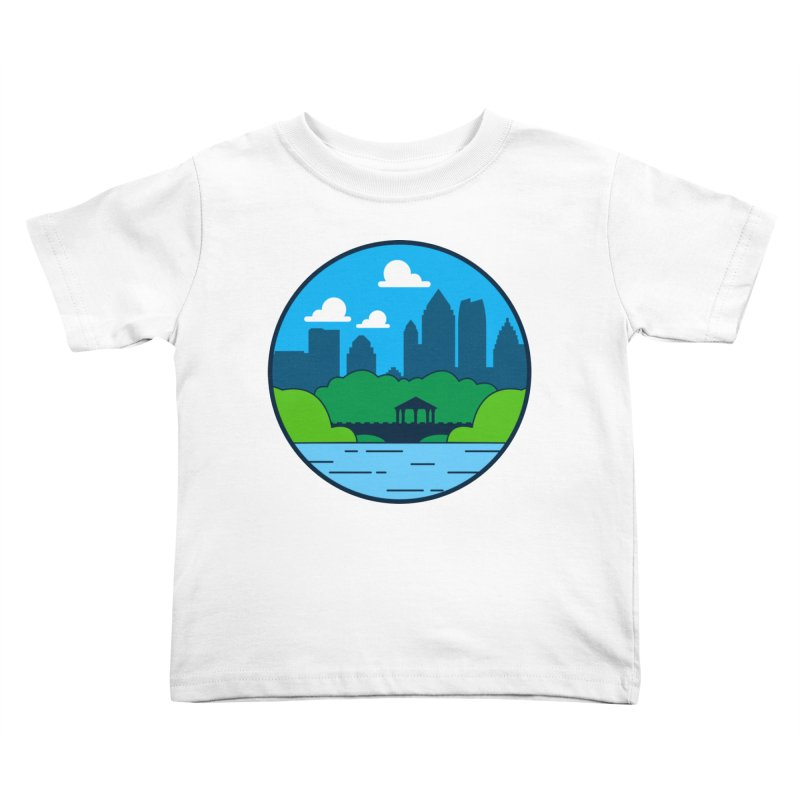 Piedmont Park Kids Toddler T-Shirt by
