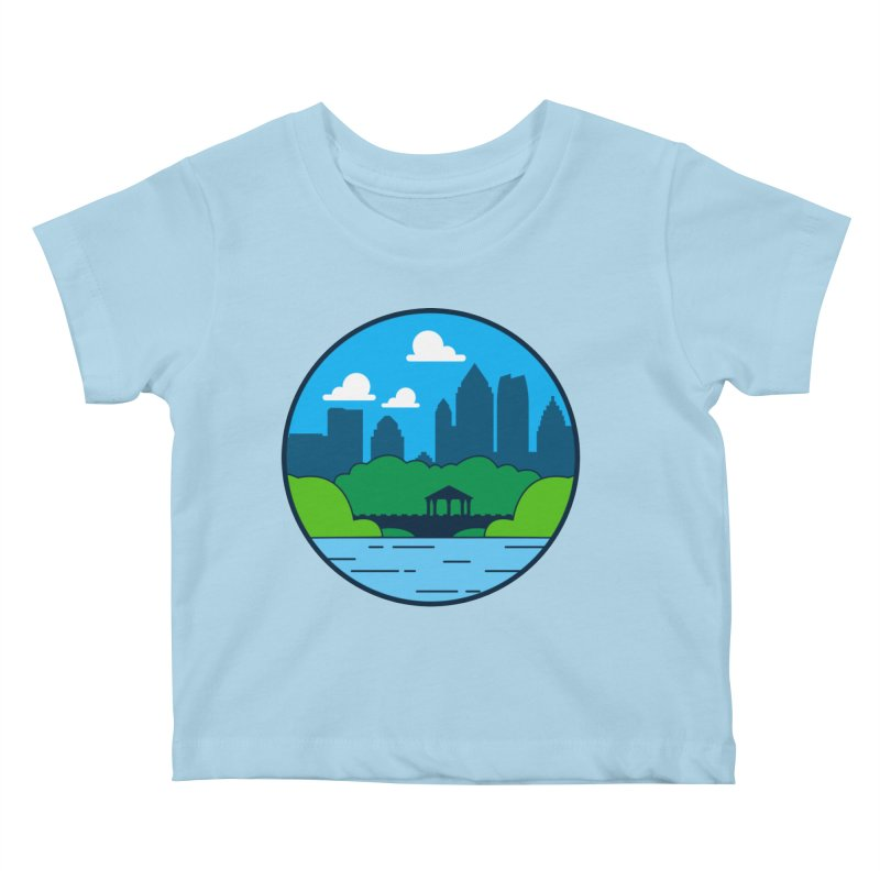 Piedmont Park Kids Baby T-Shirt by