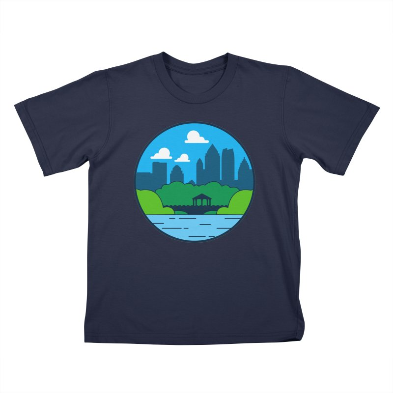 Piedmont Park Kids T-Shirt by