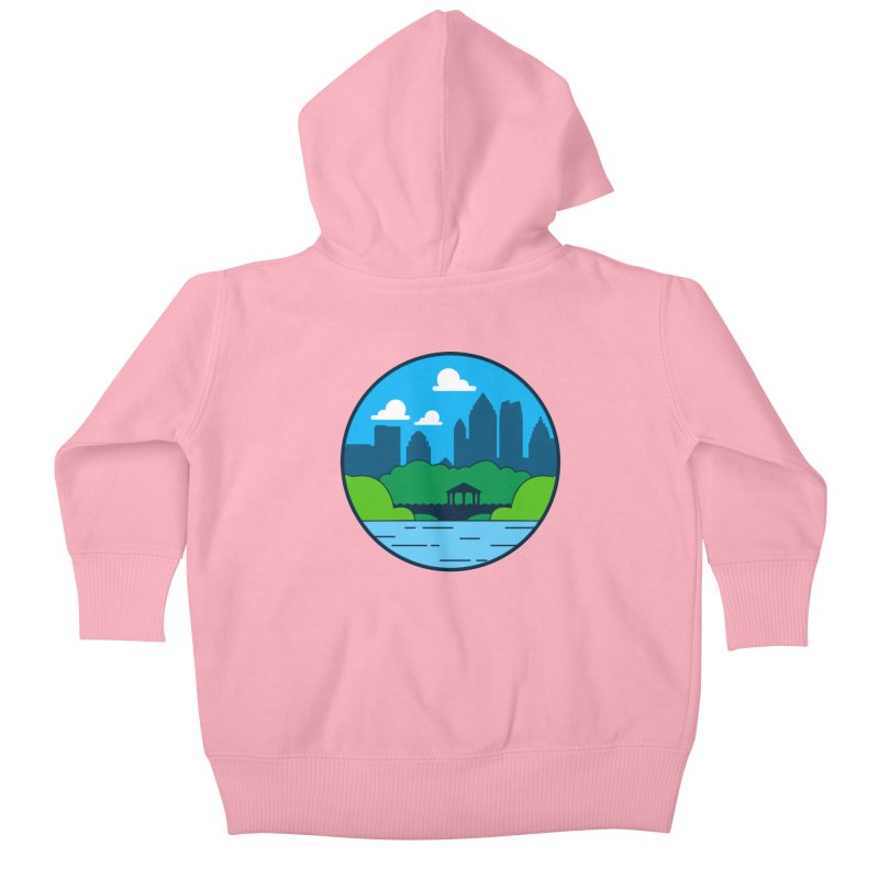 Piedmont Park Kids Baby Zip-Up Hoody by