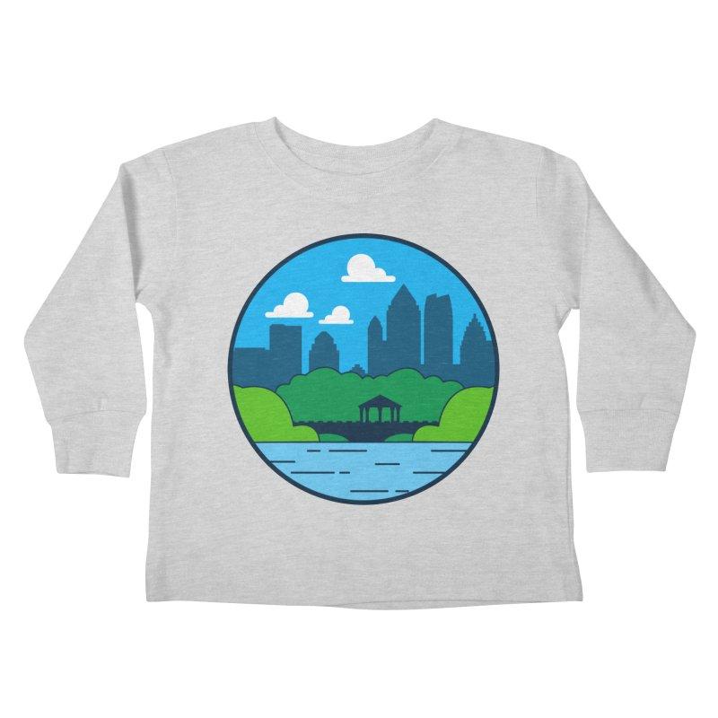 Piedmont Park Kids Toddler Longsleeve T-Shirt by