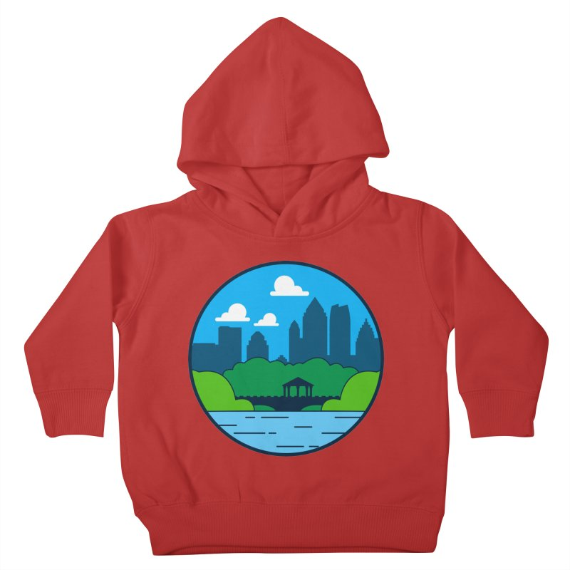 Piedmont Park Kids Toddler Pullover Hoody by