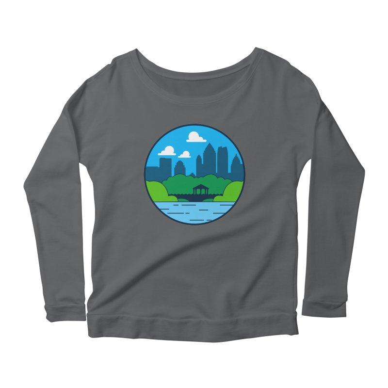 Piedmont Park Women's Scoop Neck Longsleeve T-Shirt by
