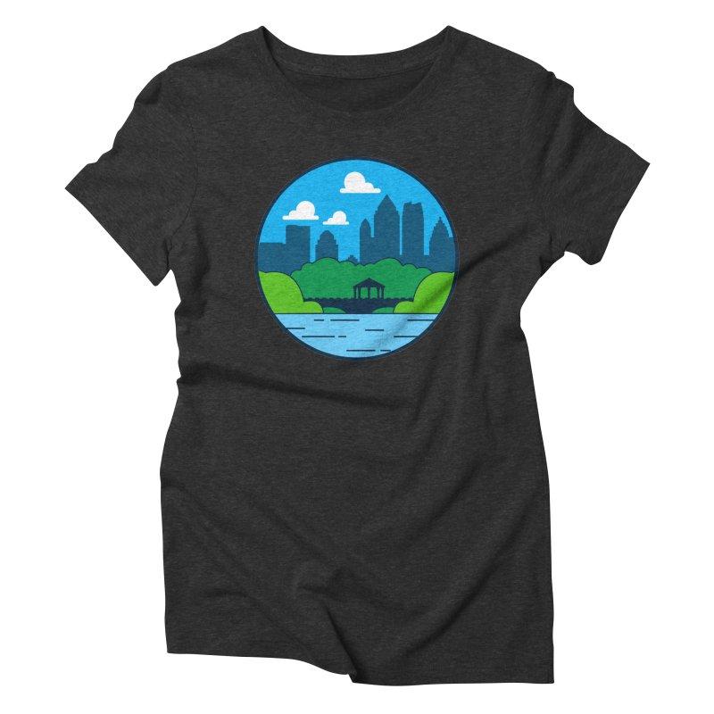 Piedmont Park Women's Triblend T-Shirt by