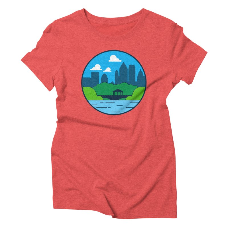 Piedmont Park Women's Triblend T-Shirt by