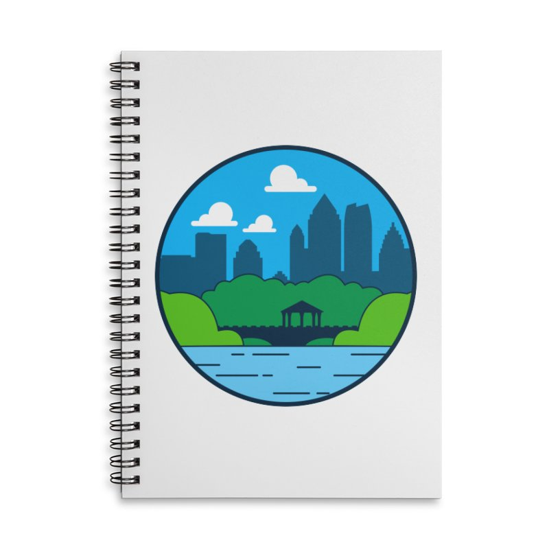 Piedmont Park Accessories Notebook by