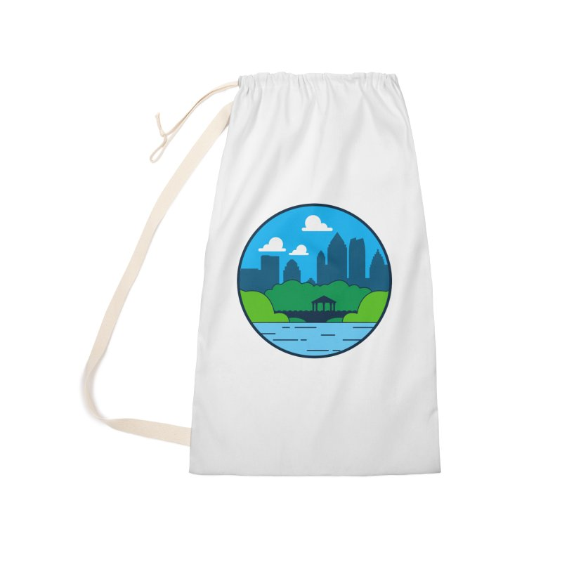 Piedmont Park Accessories Laundry Bag Bag by