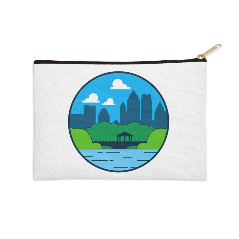 Piedmont Park Accessories Zip Pouch by