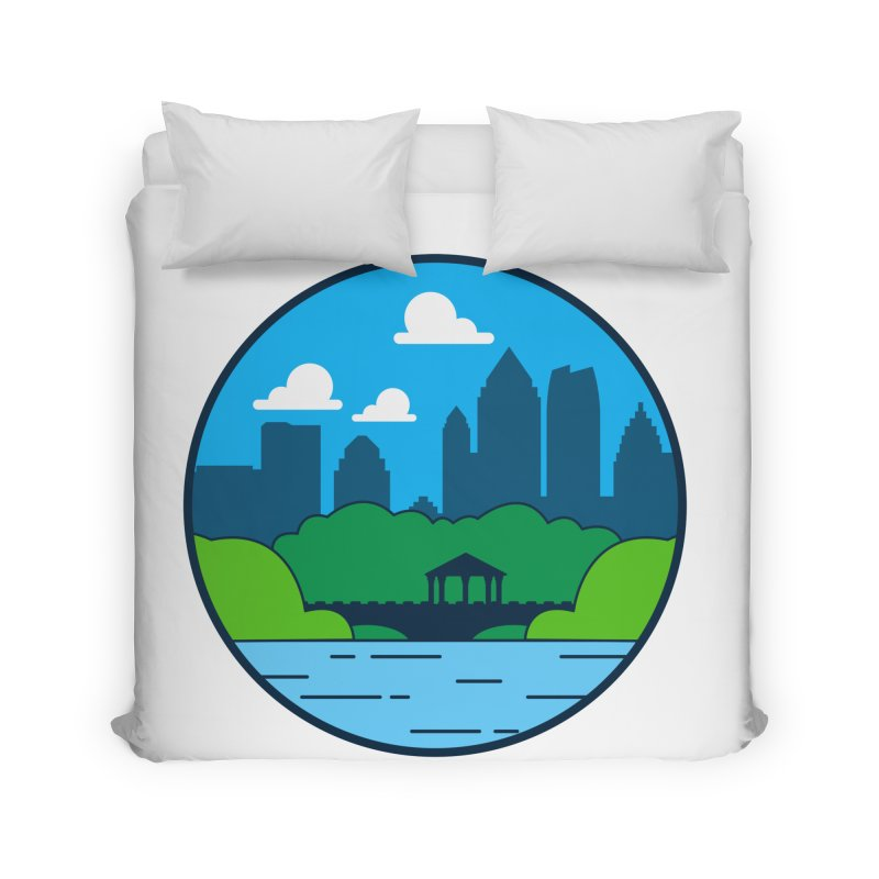 Piedmont Park Home Duvet by