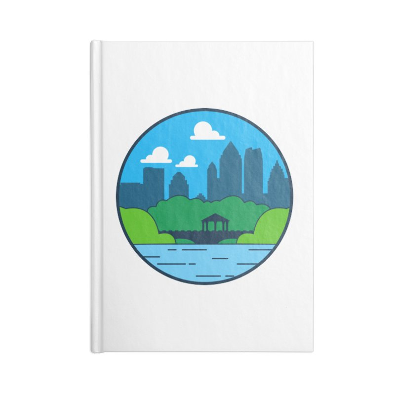 Piedmont Park Accessories Blank Journal Notebook by
