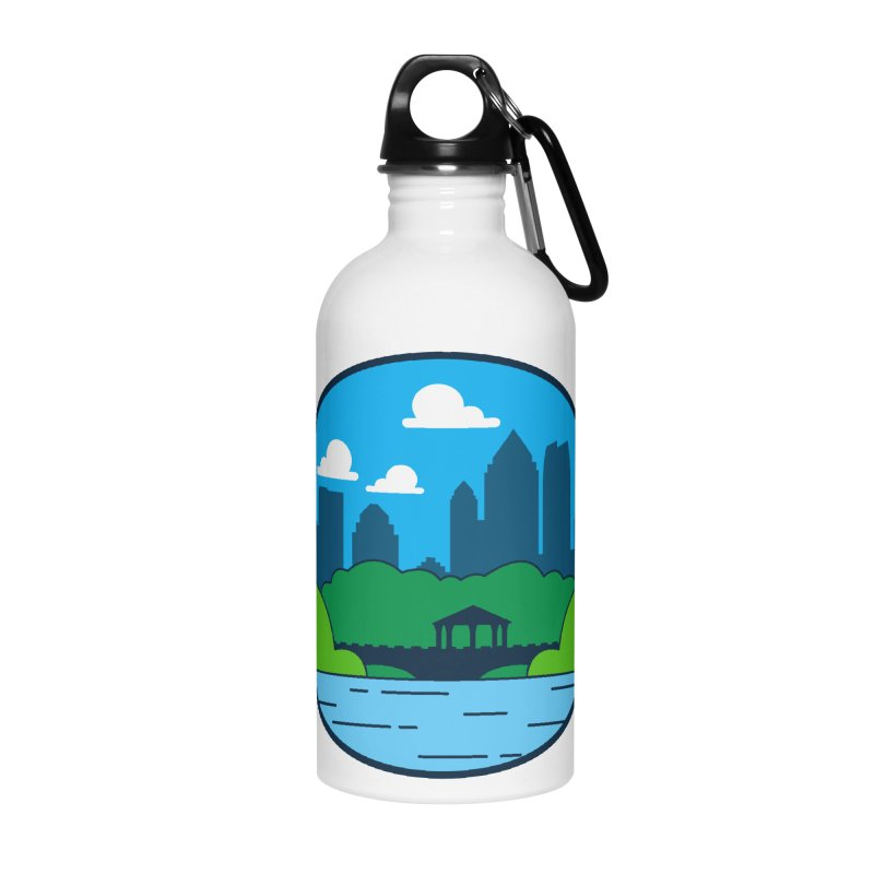 Piedmont Park Accessories Water Bottle by