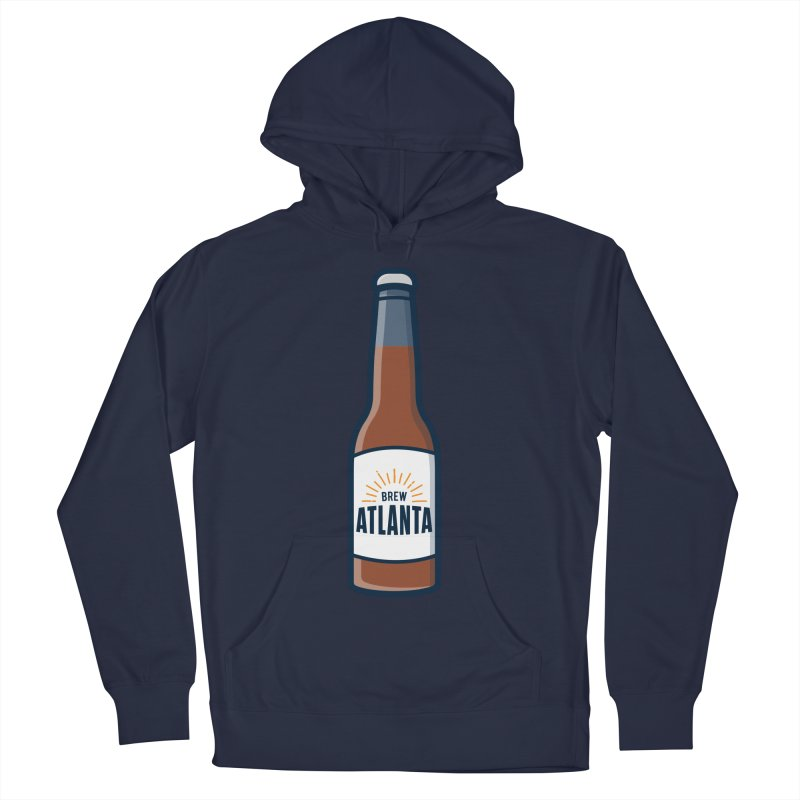 Brew Atlanta Women's French Terry Pullover Hoody by