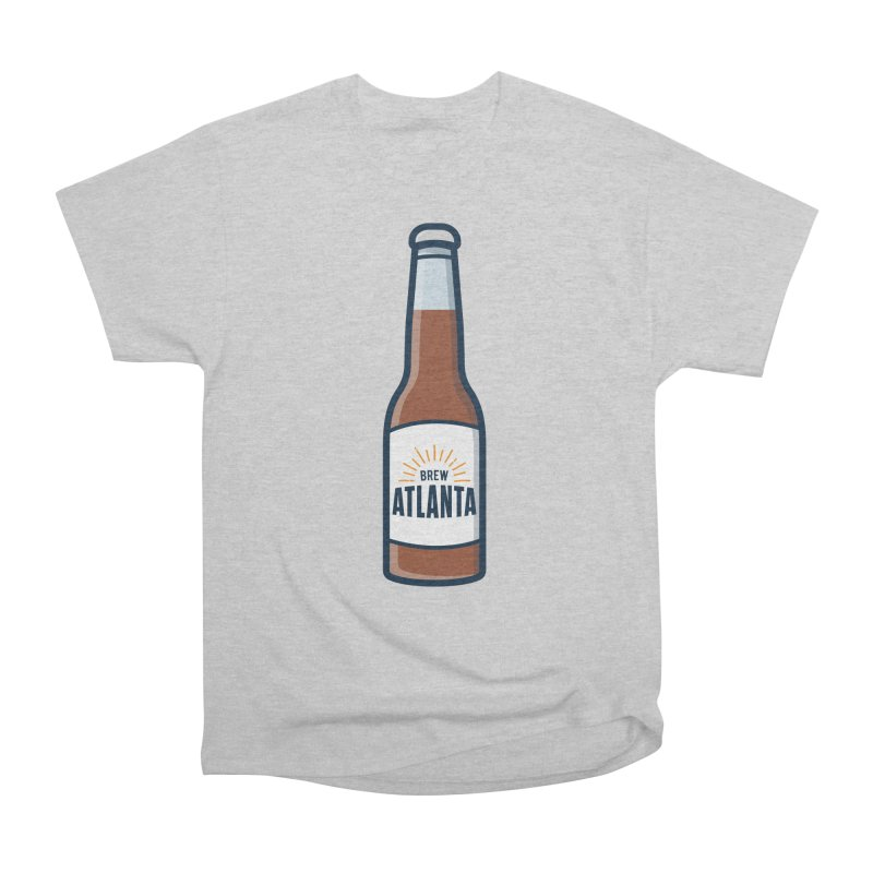Brew Atlanta Women's Heavyweight Unisex T-Shirt by