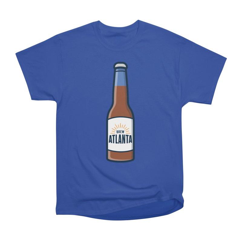 Brew Atlanta Men's Heavyweight T-Shirt by