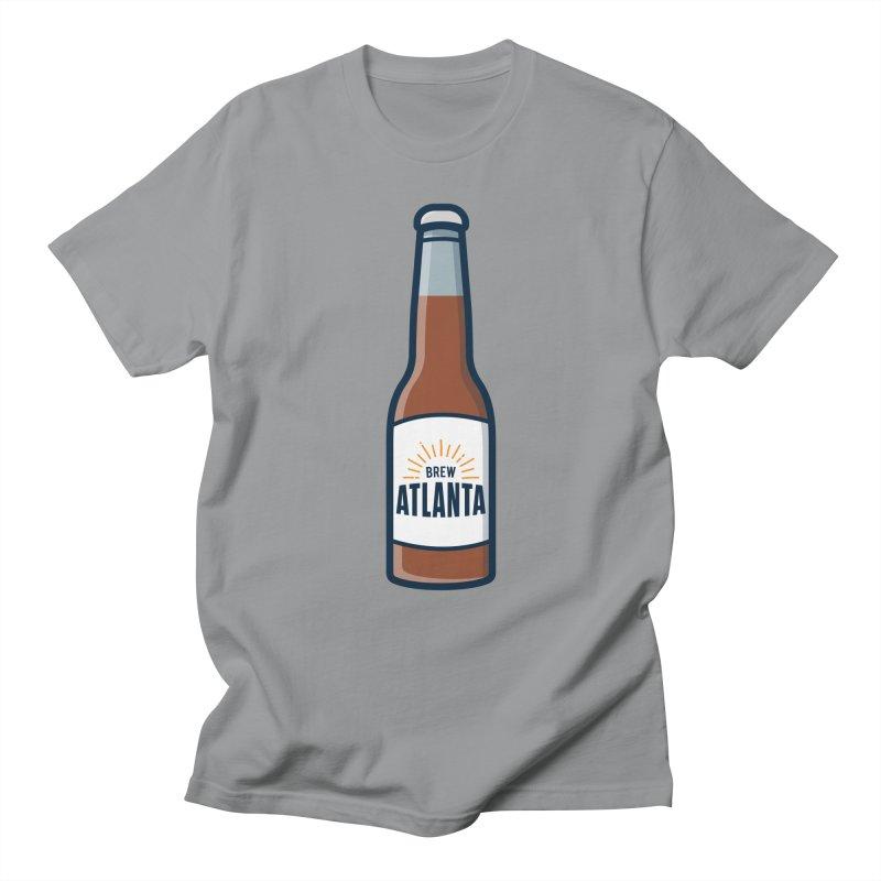 Brew Atlanta Men's Regular T-Shirt by